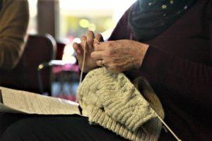 knitting social